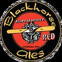 Blackhorse Barnstormer Red beer Label Full Size