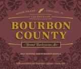 Goose Island Bourbon County Brand Barleywine 2013 beer