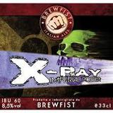 Brewfist X-Ray beer