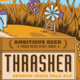Defiance Thrasher Session IPA beer