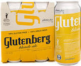 Glutenberg Blonde Ale Beer