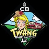 CB Craft Brewers Twang Belgian Farmhouse Ale beer