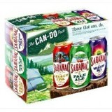 Saranac Can Do variety Pack beer