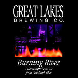 Great Lakes Burning River Pale Ale Beer