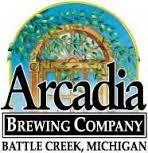 Arcadia Peter's Mild beer Label Full Size