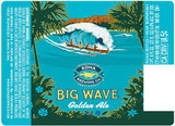 Liquid Aloha Big Wave beer