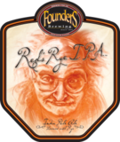 Founders Red's Rye IPA Beer