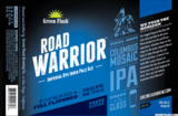Green Flash Road Warrior beer