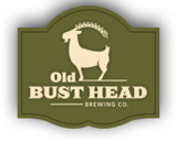 Old Bust Head English Pale Ale beer