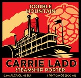 Double Mountain Carrie Ladd Steam Ship Porter beer