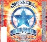 Starr Hill Soul Shine beer