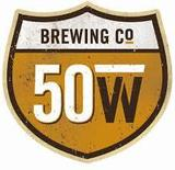 Fifty West Are We There Yet Saison Beer