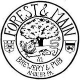 Forest and Main Father UBU beer