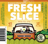 Otter Creek Fresh Slice White IPA beer