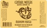 Central Waters Mud Puppy Porter Beer