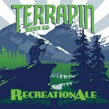 Terrapin Recreation Ale beer Label Full Size