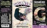 Gigantic Firebird Smoked Hefeweizen beer