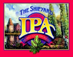 Shipyard IPA Variety beer Label Full Size