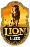 Lion Lager Beer