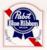 Mini pabst blue ribbon tallboy 1