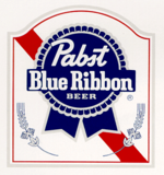 Pabst Blue Ribbon Tallboy Beer