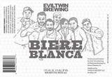 Evil Twin Biere Blanca beer