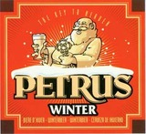 Bavik Petrus Winter beer