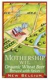 New Belgium Mothership Wit beer