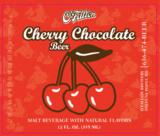 O'Fallon Cherry Chocolate beer