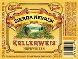 Sierra Nevada Kellerweis Hefeweizen Beer
