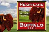 Heartland Buffalo Bock beer