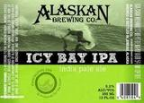 Alaskan Icy Bay IPA beer