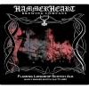 Hammerheart Flaming Longship beer Label Full Size