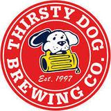 Thirsty Dog Coconut Rum Barrel Aged Old Leghumper beer