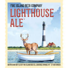 Fire Island Lighthouse Ale beer Label Full Size