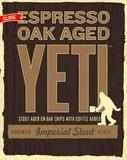 Great Divide Espresso Oak Aged Yeti Imperial Stout Beer