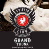 Griffin Claw Grand Trunk Bohemian Pils beer
