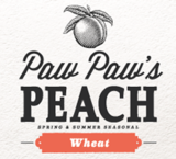 Back Forty Paw Paw's Peach Wheat Beer