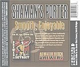 Atwater Shaman's Porter beer