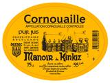 Manoir du Kinkiz Cornouaille Cider beer
