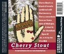 Atwater Cherry Stout beer