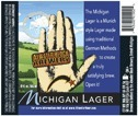 Atwater Michigan Lager Beer
