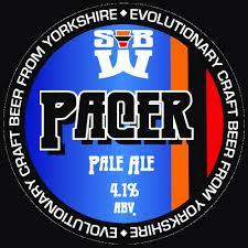 Summer Wine Pacer Pale Ale beer Label Full Size