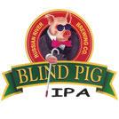 Russian River Blind Pig beer Label Full Size