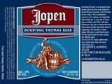 Jopen Doubting Thomas beer