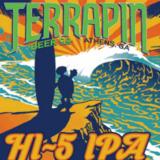 Terrapin Hi-5 IPA beer