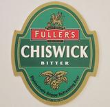 Fullers Chiswick Bitter beer