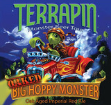 Terrapin Bourbon Barrel Big Hoppy Monster beer