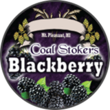 Mountain Town Coal Stokers Blackberry Beer