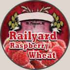 Mountain Town Railyard Raspberry Beer